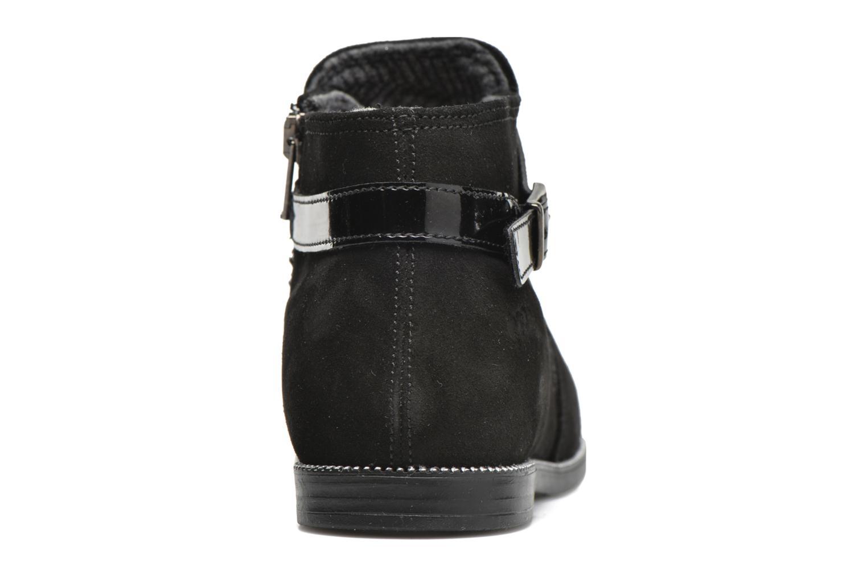 Bottines et boots Primigi Princesse Noir vue droite