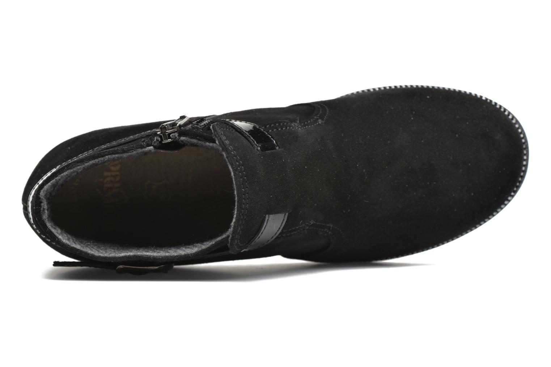 Bottines et boots Primigi Princesse Noir vue gauche