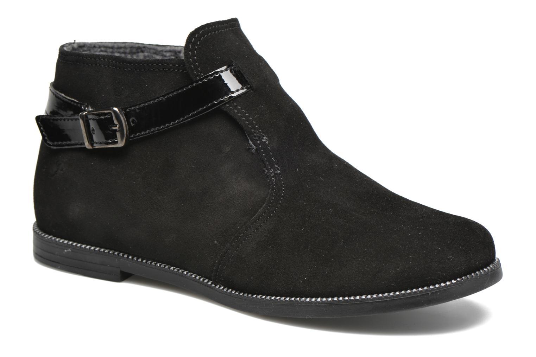 Bottines et boots Primigi Princesse Noir vue détail/paire