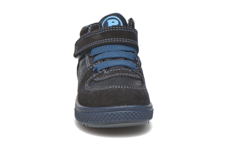 Baskets Primigi Oran Bleu vue portées chaussures