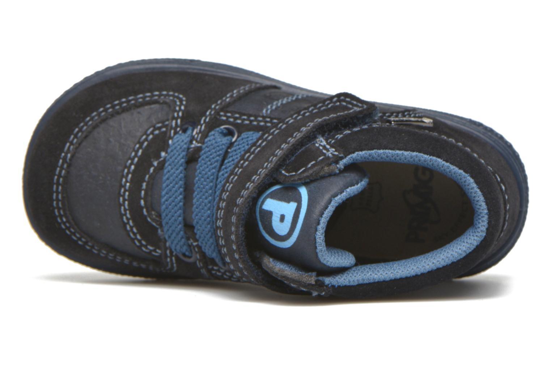 Baskets Primigi Oran Bleu vue gauche