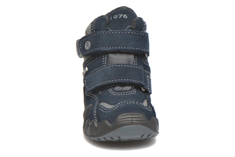 Bottes Primigi Wick-E Bleu vue portées chaussures