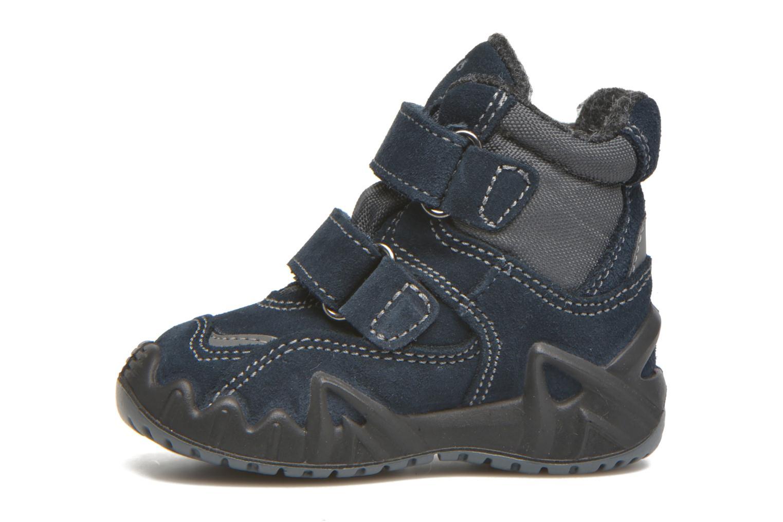Støvler & gummistøvler Primigi Wick-E Blå se forfra