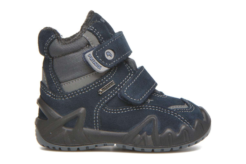 Stivali Primigi Wick-E Azzurro immagine posteriore