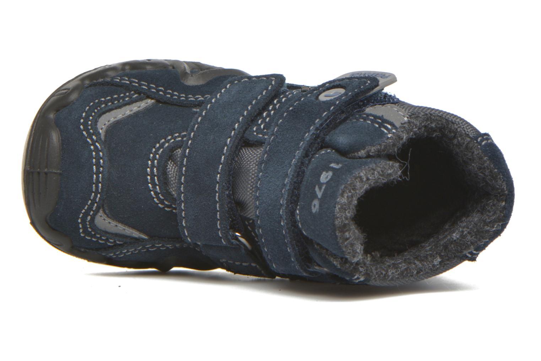 Botas Primigi Wick-E Azul vista lateral izquierda