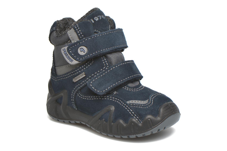 Støvler & gummistøvler Primigi Wick-E Blå detaljeret billede af skoene