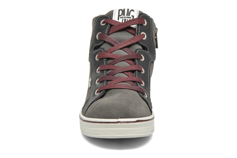 Sneaker Primigi Oliviero grau schuhe getragen