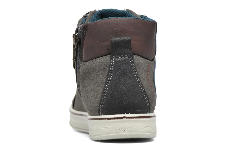 Sneaker Primigi Oliviero grau ansicht von rechts