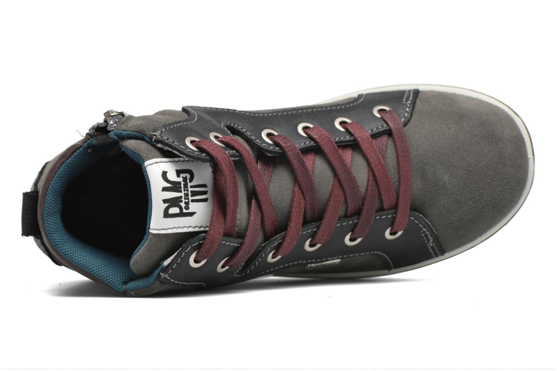 Sneaker Primigi Oliviero grau ansicht von links