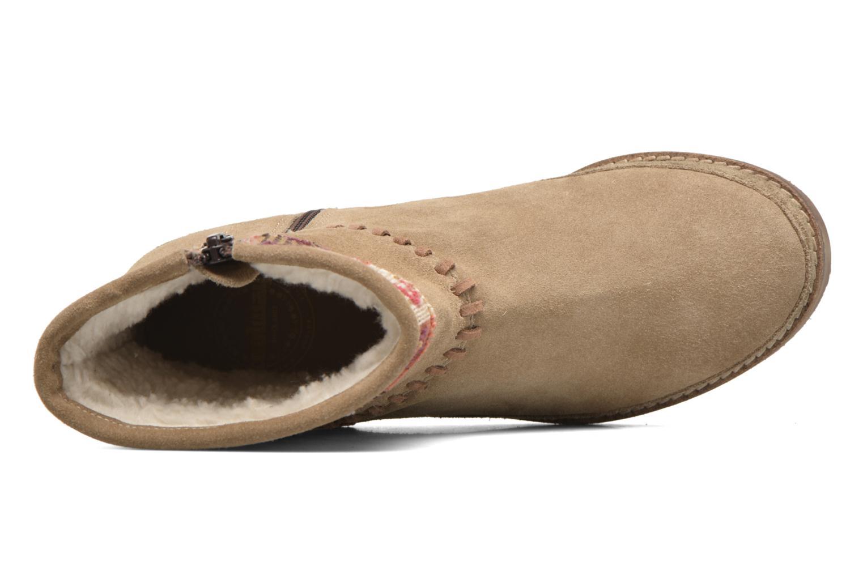 Bottines et boots Coolway Babette Beige vue gauche