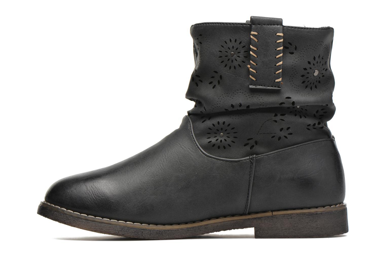 Bottines et boots Coolway Baili Noir vue face