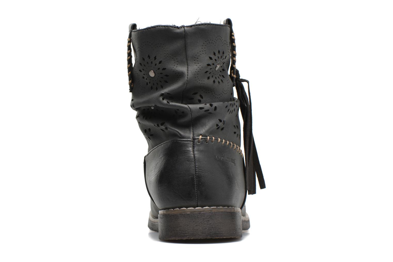 Bottines et boots Coolway Baili Noir vue droite