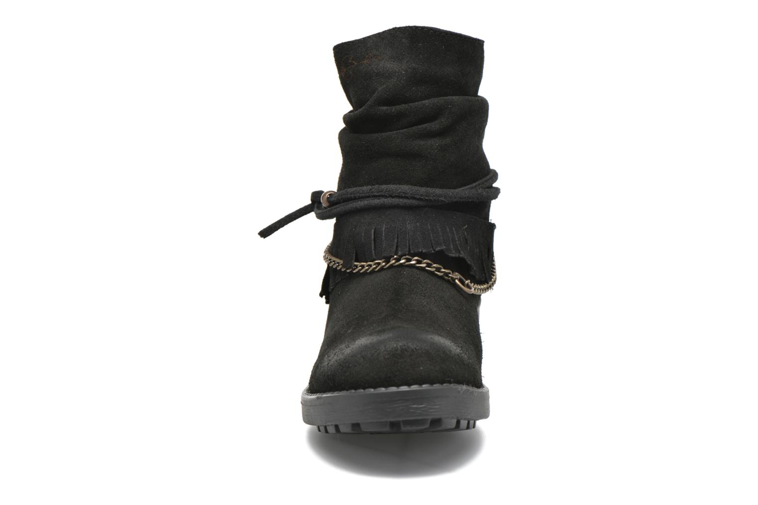 Ankle boots Coolway Belia Black model view