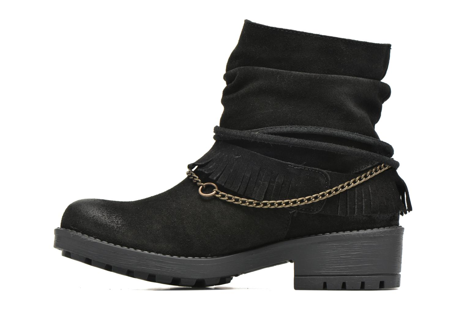 Ankle boots Coolway Belia Black front view