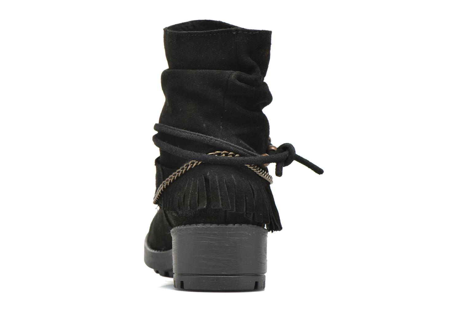 Ankle boots Coolway Belia Black view from the right