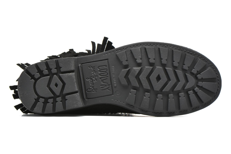 Bottines et boots Coolway Belia Noir vue haut