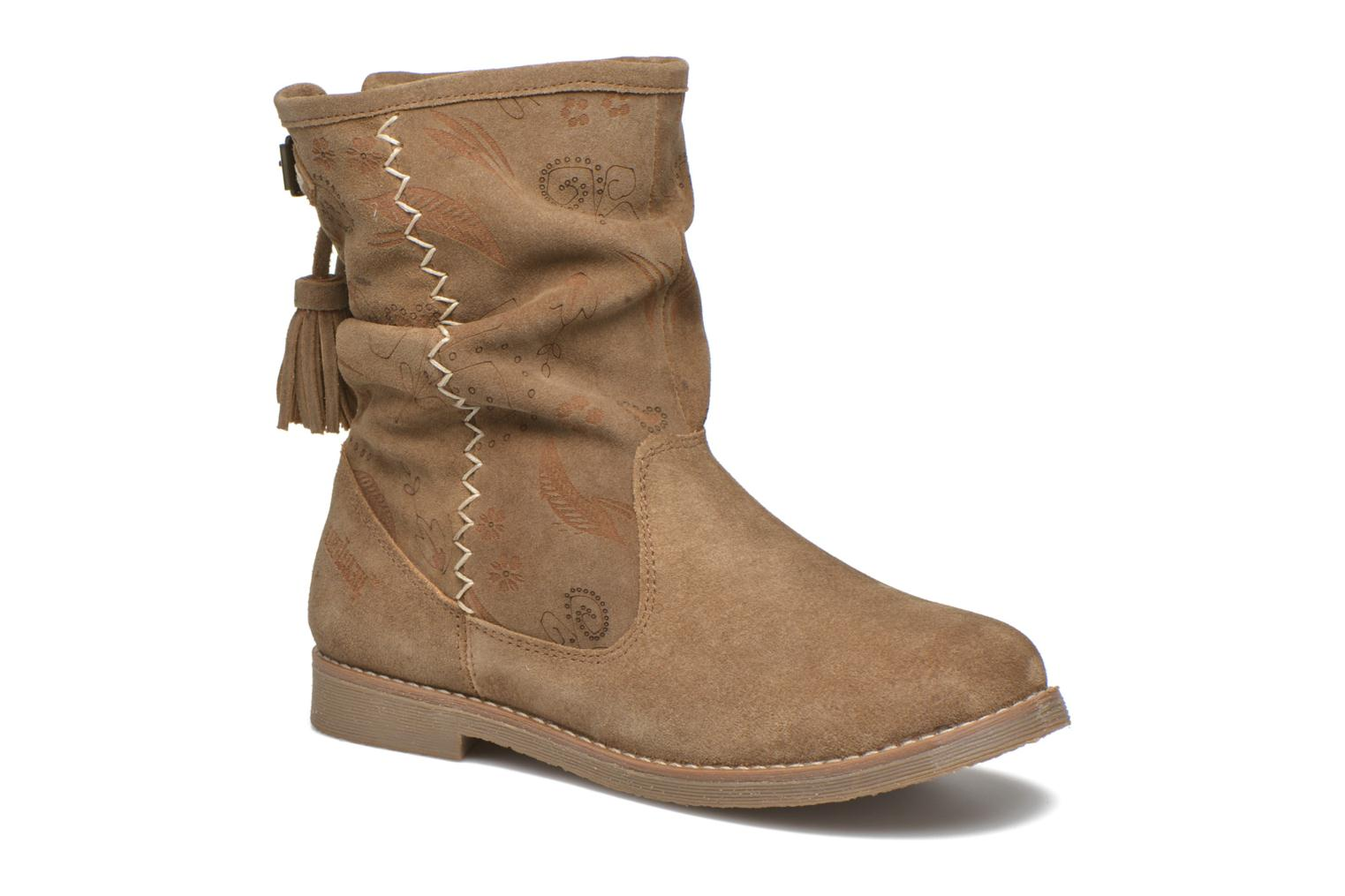 Ankle boots Coolway Betina Brown detailed view/ Pair view