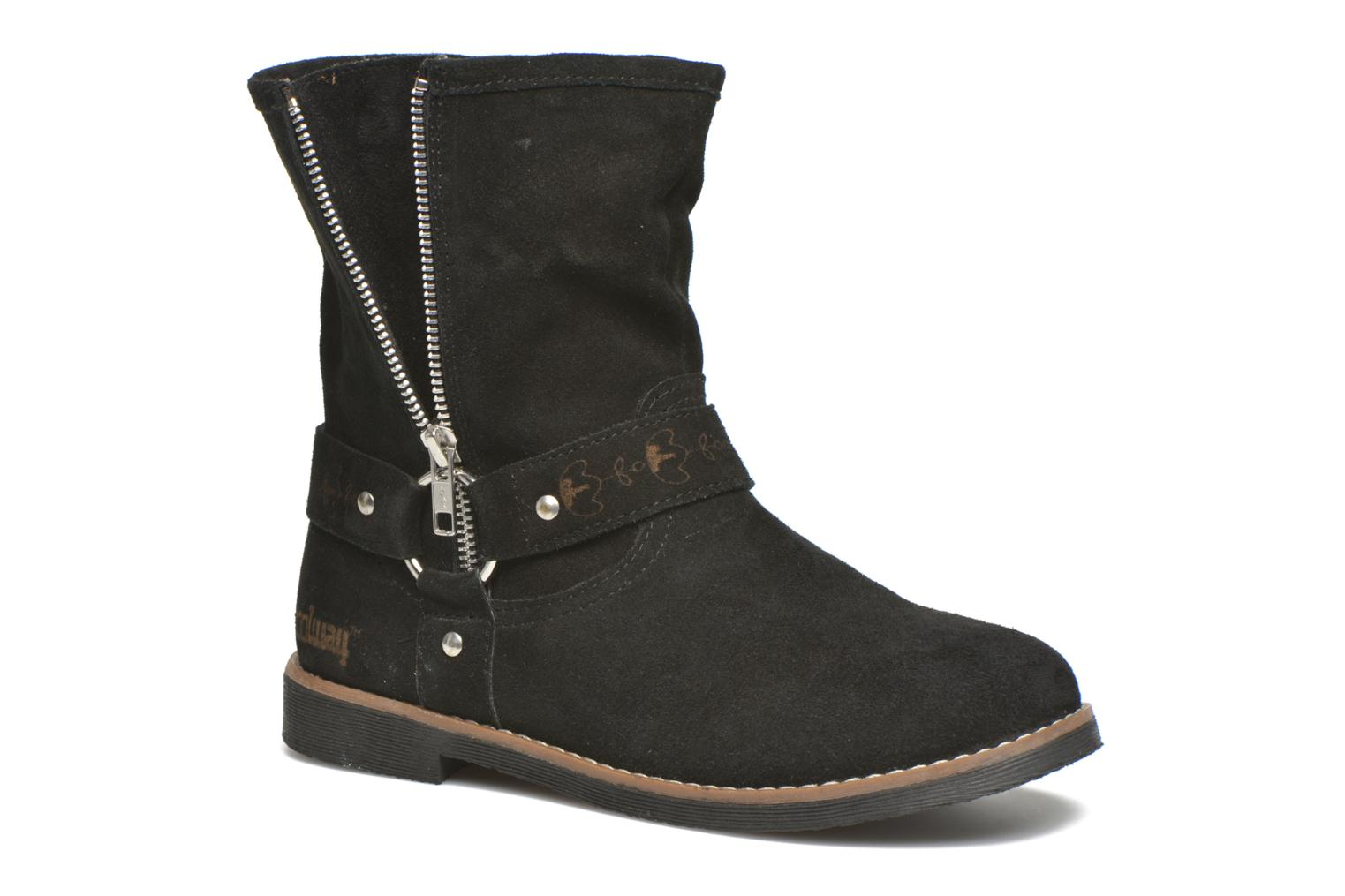 Ankle boots Coolway Betusta Black 3/4 view
