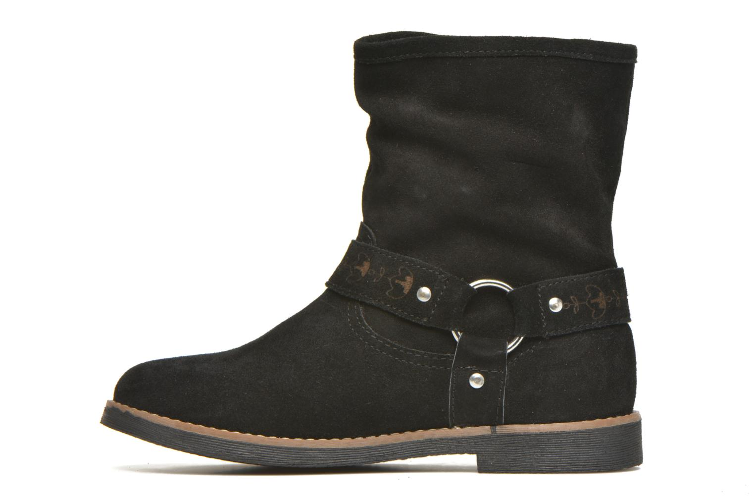 Ankle boots Coolway Betusta Black front view