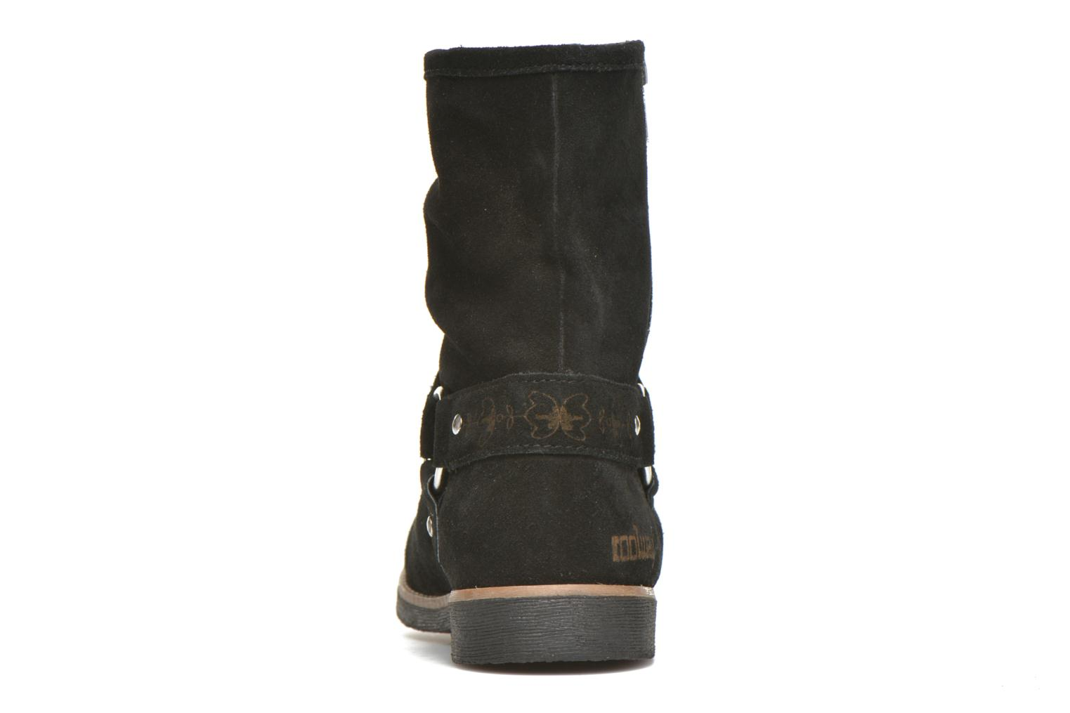 Ankle boots Coolway Betusta Black view from the right