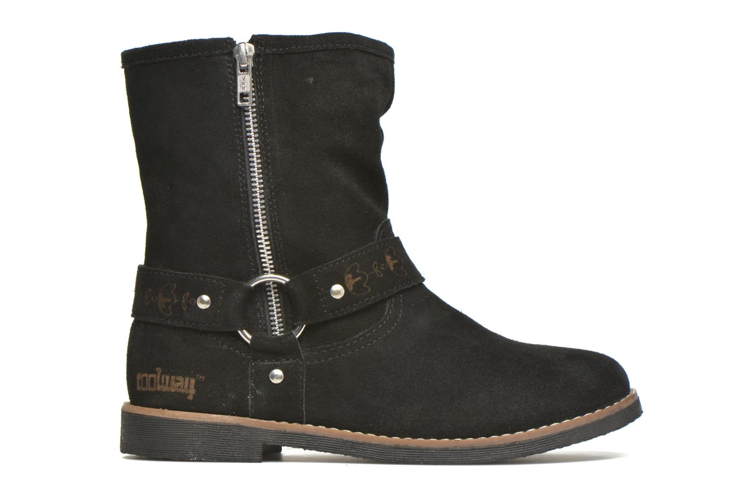 Ankle boots Coolway Betusta Black back view