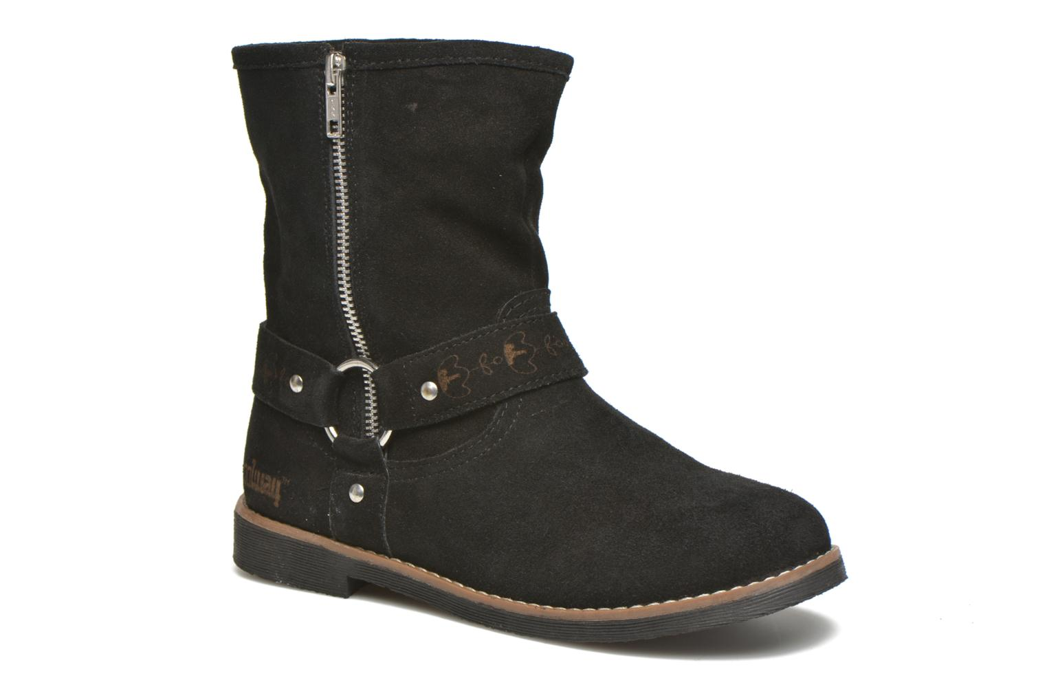 Ankle boots Coolway Betusta Black detailed view/ Pair view