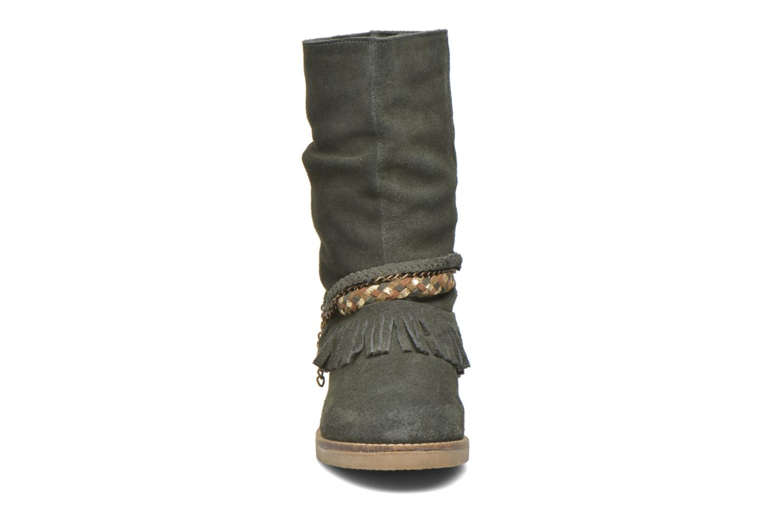 Bottines et boots Coolway Biara Vert vue portées chaussures