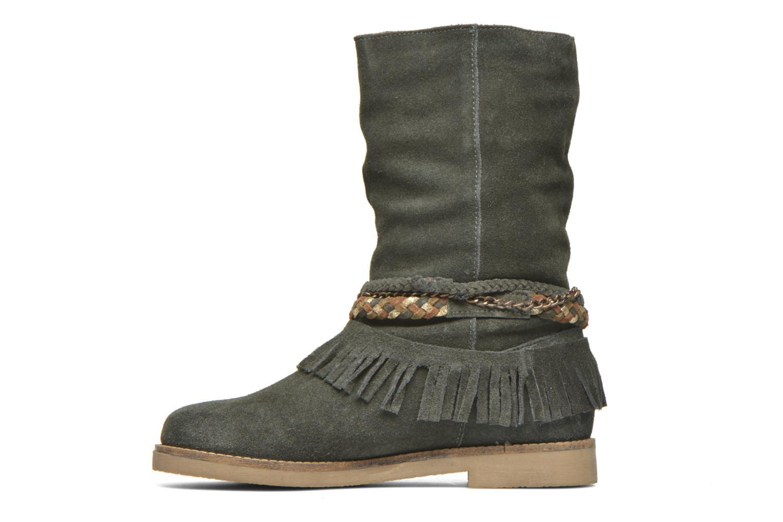 Boots en enkellaarsjes Coolway Biara Groen voorkant