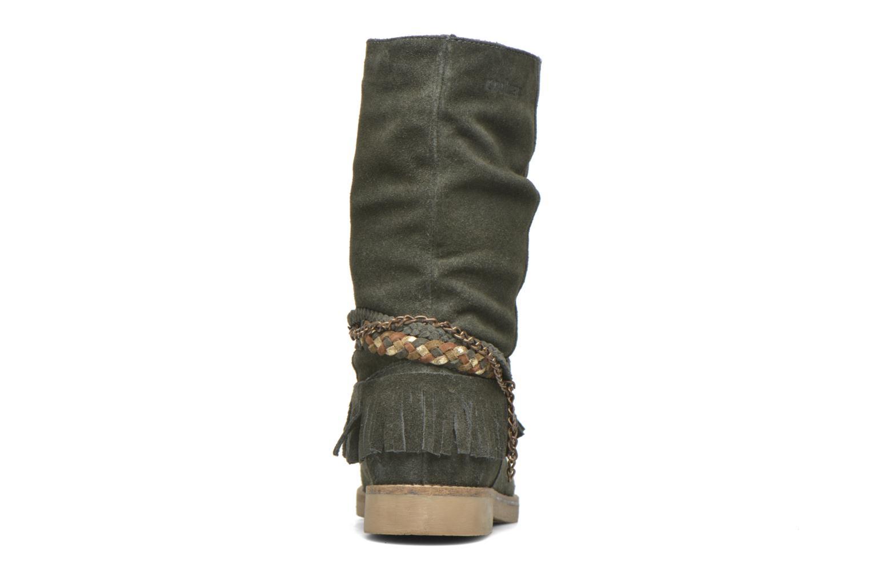 Boots en enkellaarsjes Coolway Biara Groen rechts