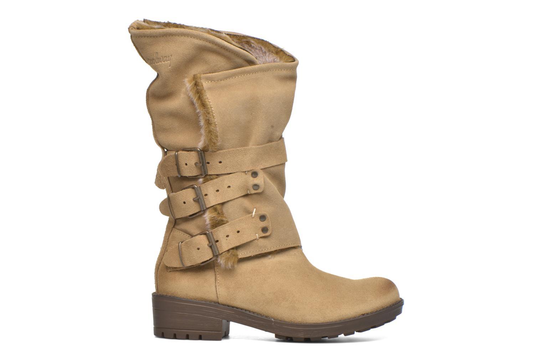 Bottines et boots Coolway Bone Marron vue derrière