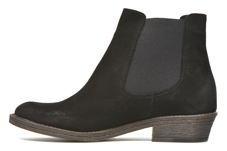 Boots en enkellaarsjes Coolway Bradley Zwart voorkant