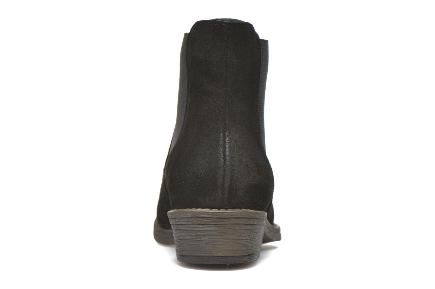 Ankle boots Coolway Bradley Black view from the right