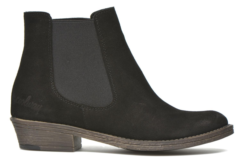 Boots en enkellaarsjes Coolway Bradley Zwart achterkant