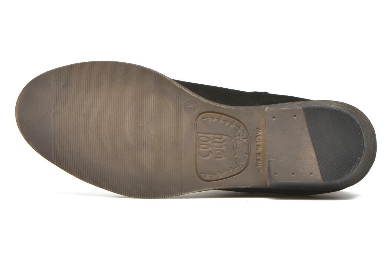 Stiefeletten & Boots Coolway Bradley schwarz ansicht von oben