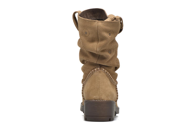 Bottines et boots Coolway Brisi Marron vue droite