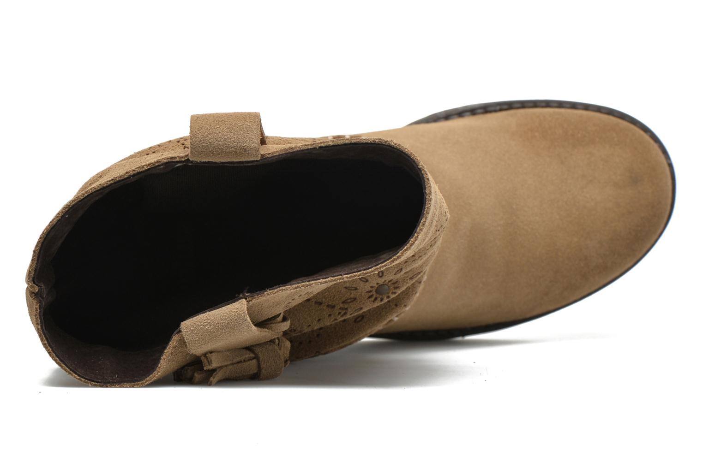Bottines et boots Coolway Brisi Marron vue gauche