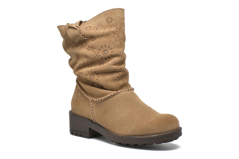 Bottines et boots Coolway Brisi Marron vue détail/paire