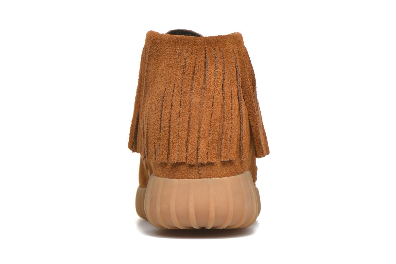Chaussures à lacets Coolway Buzo Marron vue droite