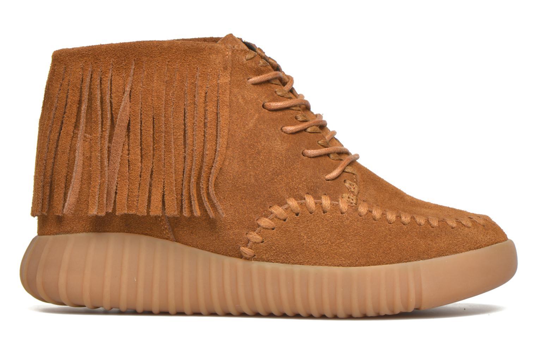 Chaussures à lacets Coolway Buzo Marron vue derrière