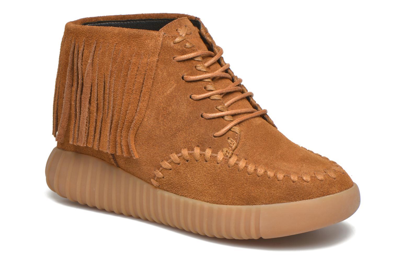 Los últimos zapatos de hombre y mujer Coolway Buzo (Marrón) - Zapatos con cordones en Más cómodo