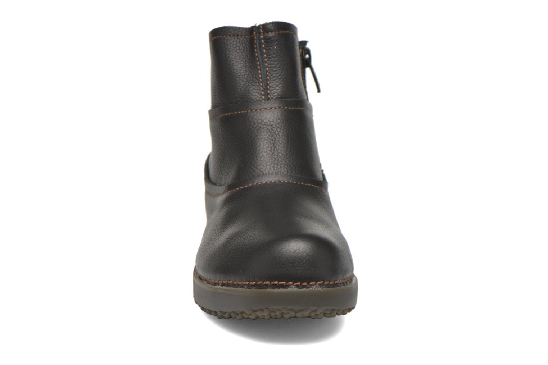 Bottines et boots El Naturalista Tricot NC79 Noir vue portées chaussures