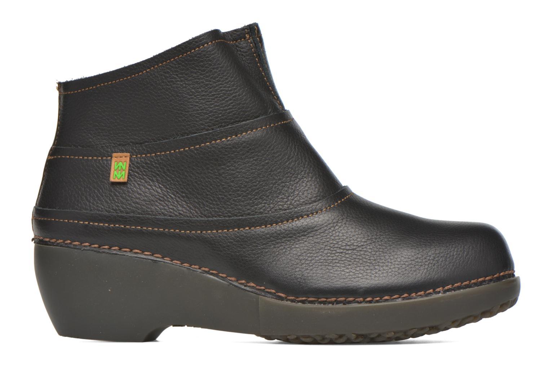 Bottines et boots El Naturalista Tricot NC79 Noir vue derrière
