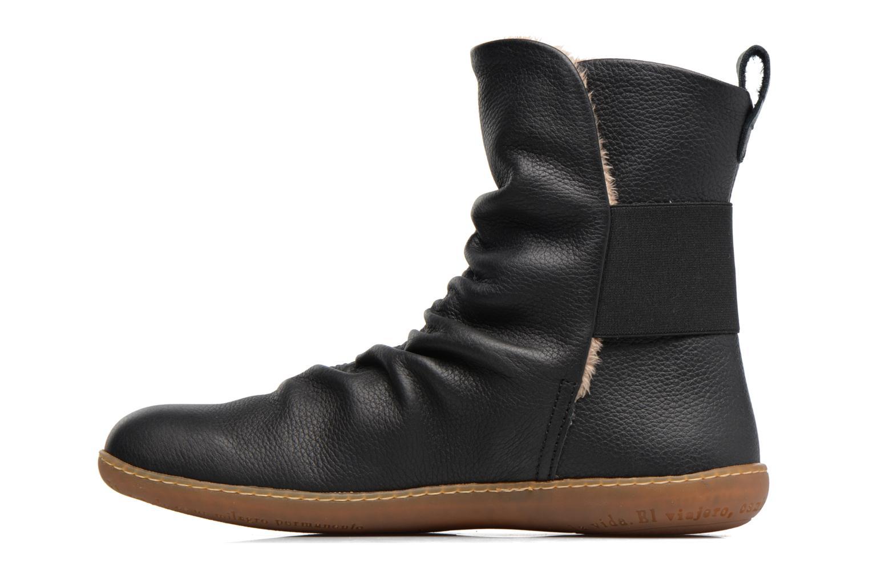 Bottines et boots El Naturalista El Viajero NE13 Noir vue face