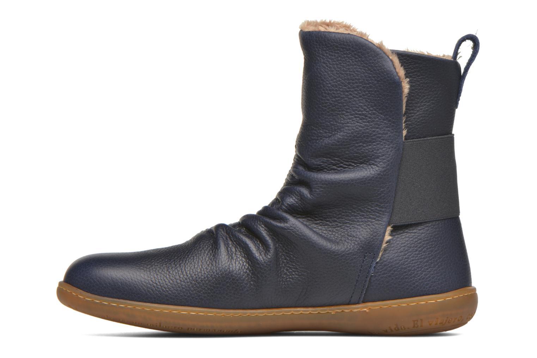Bottines et boots El Naturalista El Viajero NE13 Bleu vue face