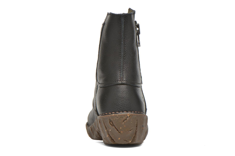 Bottines et boots El Naturalista Yggdrasil NE28 Noir vue droite