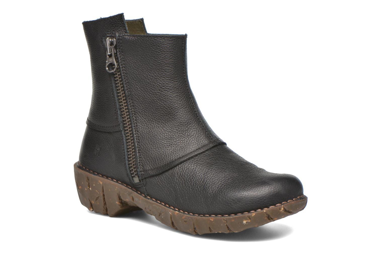 Bottines et boots El Naturalista Yggdrasil NE28 Noir vue détail/paire