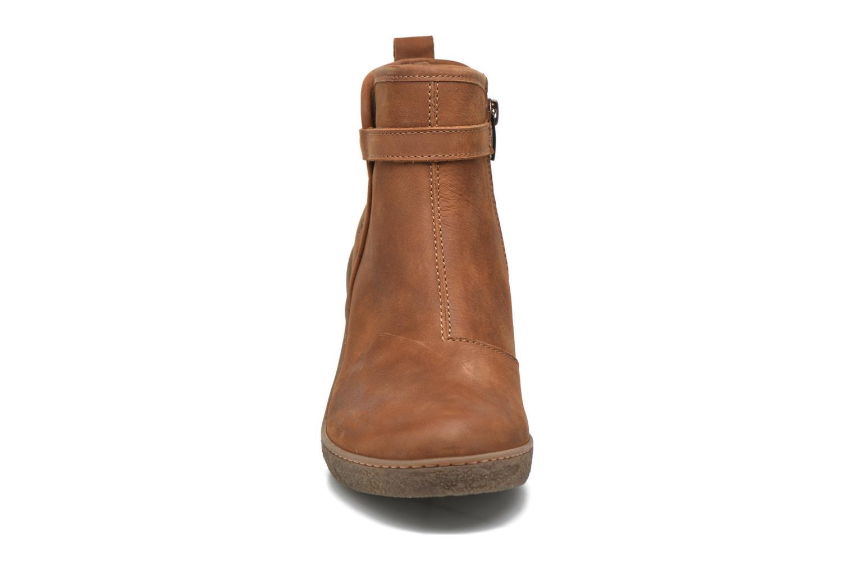 Bottines et boots El Naturalista Lichen NF71 Marron vue portées chaussures