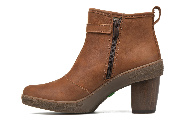 Stiefeletten & Boots El Naturalista Lichen NF71 braun ansicht von vorne