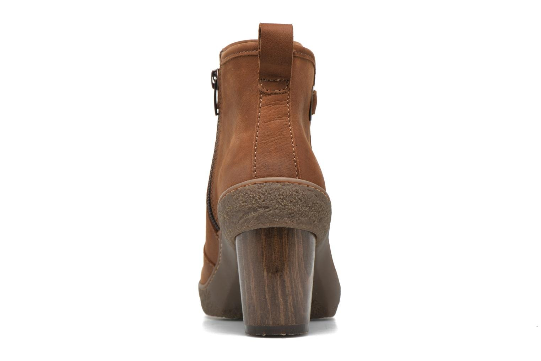 Stiefeletten & Boots El Naturalista Lichen NF71 braun ansicht von rechts