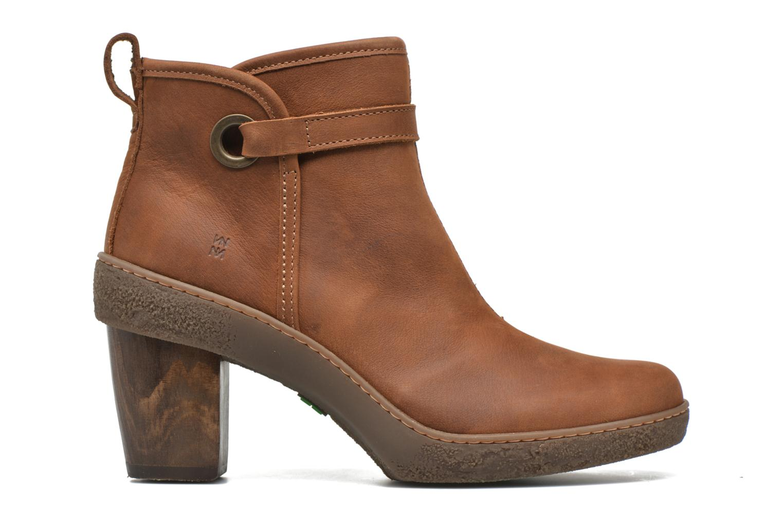 Stiefeletten & Boots El Naturalista Lichen NF71 braun ansicht von hinten